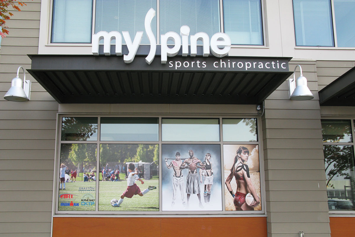 Seattle Illuminated Signs Studio 3 Signs