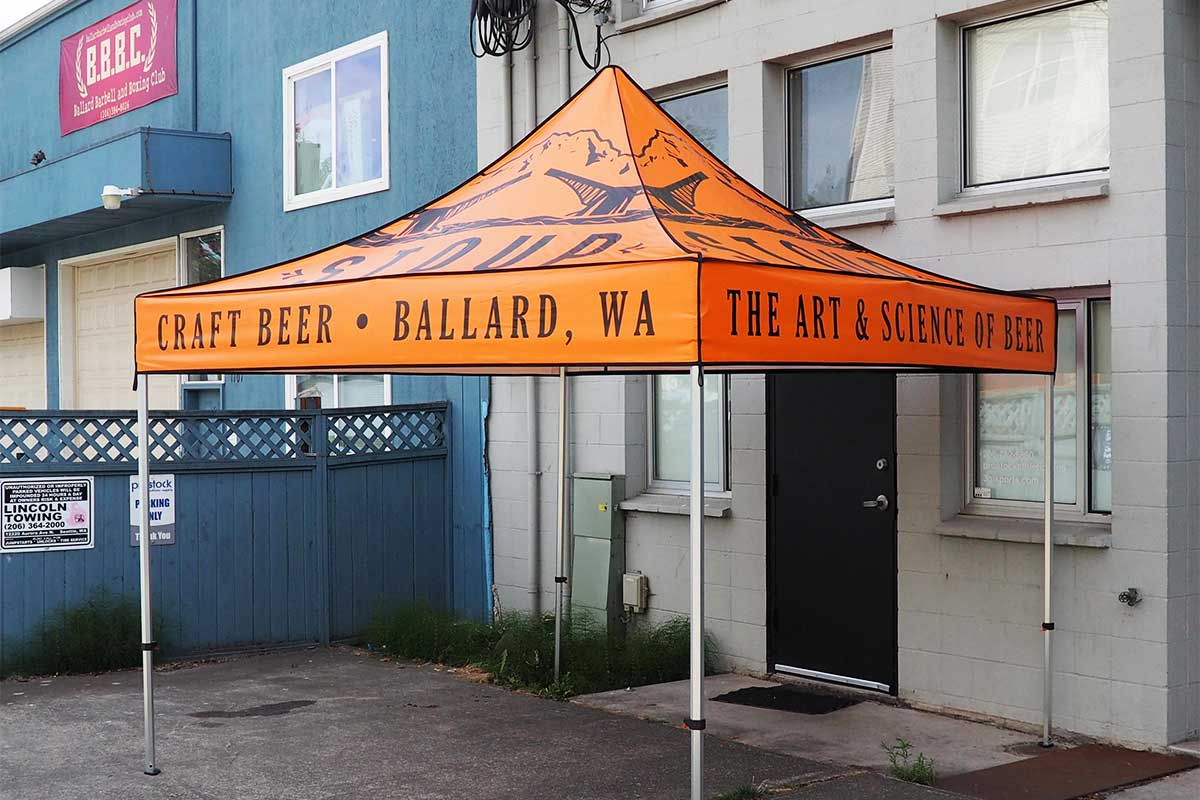Awnings and Canopies in Seattle | Studio 3 Signs