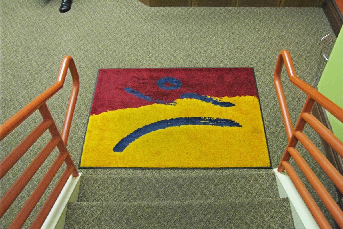 Seattle Custom Floor Mats Studio 3 Signs